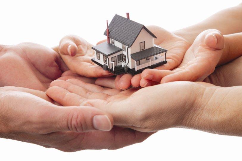 приобретение недвижимости в долях